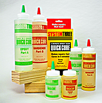 System Three Quick Cure Epoxy Adhesive