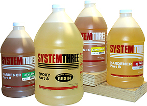 System Three General Purpose Epoxy Resin